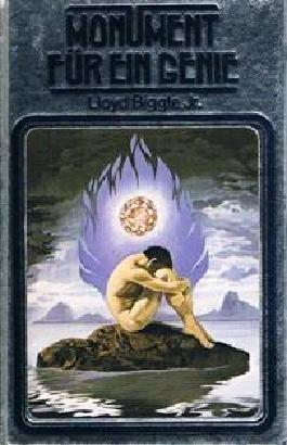 Monument für ein Genie von Biggle. Lloyd (1983) Gebundene Ausgabe