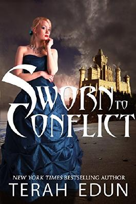 Sworn To Conflict (Courtlight Book 3)