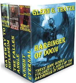 Harbinger of Doom ( Epic Fantasy Three Book Bundle)