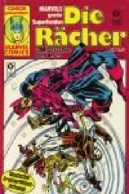 Die Rächer Comic-Taschenbuch 25, Condor Marvel Comics . Condor präsentiert: Marvels große Superhelden .