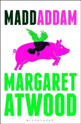 MaddAddam by Atwood, Margaret (2013) Hardcover