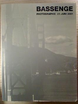 Auktion 77: Photographie - 27. Juni 2001 14.00. [Auktionskatalog].