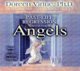 Past Life Regression with the Angels by Virtue PhD, Doreen (2004) Audio CD