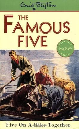 Famous Five: 10: Five On A Hike Together by Blyton, Enid (1997) Paperback