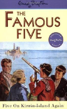 Famous Five: 6: Five On Kirrin Island Again by Blyton, Enid (1997) Paperback