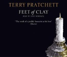 Feet Of Clay: (Discworld Novel 19) (Discworld Novels) by Terry Pratchett (2005) Audio CD