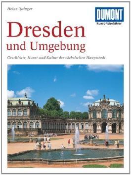DuMont Kunst Reiseführer Dresden und Umgebung von Quinger. Heinz (2011) Broschiert