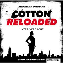 Unter Verdacht (Cotton Reloaded 19)
