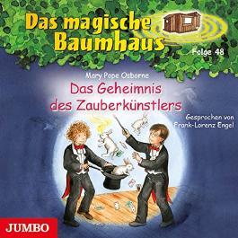 Das Geheimnis des Zauberkünstlers (Das magische Baumhaus 48)