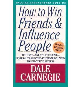 [(How to Win Friends & Influence People )] [Author: Dale Carnegie] [Oct-1998]