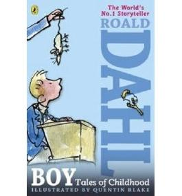 [(Boy: Tales of Childhood)] [ By (author) Roald Dahl ] [July, 2013]