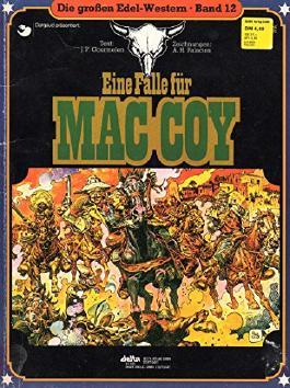 *Verlagsvergriffen* DIE GROSSEN EDEL-WESTERN # 12: Eine Falle für MAC COY
