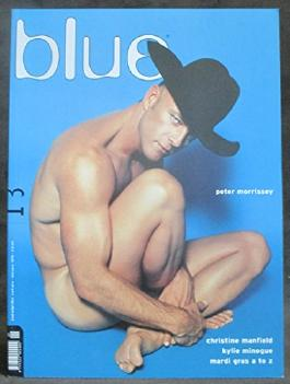 (Not Only) Blue Magazine: Issue No. 13, February, 1998