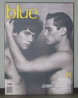 (Not Only) Blue Magazine: Issue No. 54