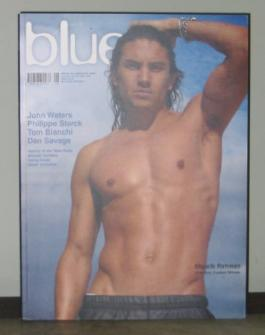 (Not Only) Blue Magazine: Issue No. 48, January, 2004