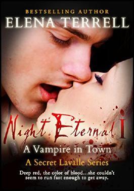 A Vampire in Town (Night Eternal Book 1)