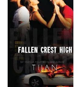BY Tijan ( Author ) [ FALLEN CREST HIGH (MP3 - CD) (FALLEN CREST #1) ] Aug-2014 [ MP3 CD ]