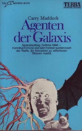 Terra Science Fiction Nr. 153 Agenten der Galaxis