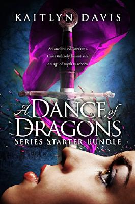 A Dance of Dragons: Series Starter Bundle