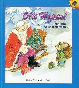Olli Hoppel hilft dem Weihnachtsmann