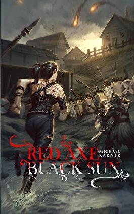 Rote Axt, Schwarze Sonne: Fantasy (Verlorene Legenden 4)