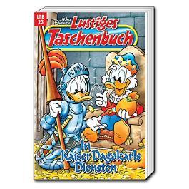 Lustiges Taschenbuch LTB Nr. 23 In Kaiser Dagokarls Diensten