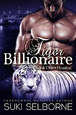 Hunted: Tiger Billionaire Book 1 (BBW Paranormal Tiger Shifter Romance)