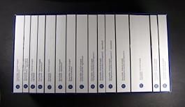 Schriften - Tagebücher. Kritische Ausgabe. Von Franz Kafka. Herausgegeben von Jürgen Born, Gerhard Neumann, Malcolm Pasley und Jost Schillemeit. Band 1 + 2: Der Verschollene + Apparatband. - Band 3 + 4: Der Proceß + Apparatband. - Band 5 + 6: Das Schloß + Apparatband. - Band 7 + 8: Drucke zu Lebzeiten + Apparatband. - Band 9 - 12: Nachgelassene Schriften und Fragmente I + II mit 2 Apparatbänden. - Band 13 - 15: Tagebücher + Kommentarband + Apparatband.