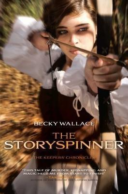 [ The Storyspinner Wallace, Becky ( Author ) ] { Hardcover } 2015