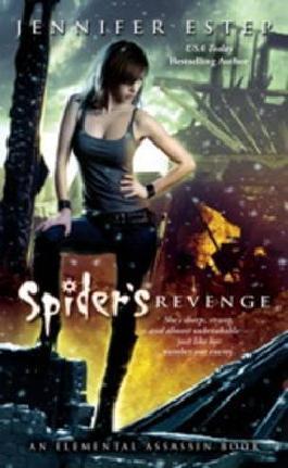 [Spider's Revenge] (By: Jennifer Estep) [published: October, 2011]