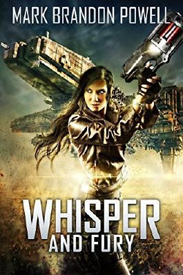 Whisper & Fury: An Epic Space Fantasy (Eydulan Book 1)