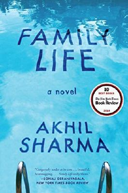 Family Life: A Novel by Sharma, Akhil (2015) Paperback