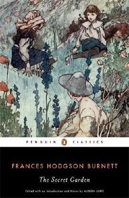 The Secret Garden (Penguin Classics) by Burnett, Frances Hodgson (2002) Paperback