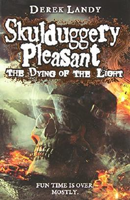 The Dying of the Light (Skulduggery Pleasant) by Landy, Derek (2014) Paperback