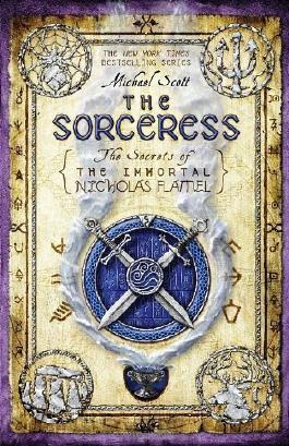 The Sorceress (The Secrets of the Immortal Nicholas Flamel) by Scott, Michael (2010) Paperback