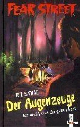 Fear Street - Der Augenzeuge von R.L. Stine (1. Januar 2000) Gebundene Ausgabe
