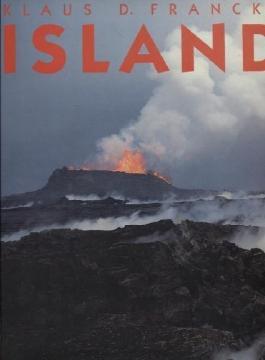 Island von Klaus D. Francke (November 1997) Gebundene Ausgabe