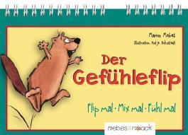 Der Gefühleflip: Flip mal - Mix mal - Fühl mal von Marion Mebes (1. März 2014) Broschiert