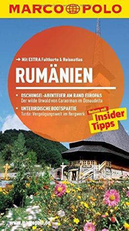 MARCO POLO Reiseführer Rumänien: Reisen mit Insider-Tipps. Mit EXTRA Faltkarte & Reiseatlas von Beatrice Ungar (Herausgeber), Kathrin Lauer (30. August 2013) Taschenbuch