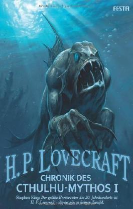 Chronik des Cthulhu-Mythos I von H. P. Lovecraft (20. Oktober 2011) Broschiert