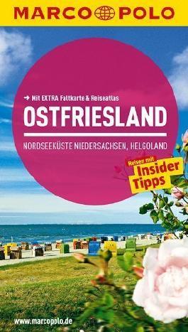 MARCO POLO Reiseführer Ostfriesland, Nordseeküste, Niedersachsen, Helgoland: Reisen mit Insider-Tipps. Mit EXTRA Faltkarte & Reiseatlas von Klaus Bötig (31. Oktober 2012) Taschenbuch