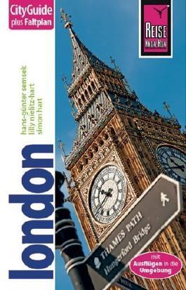 Reise Know-How CityGuide London: Reiseführer mit Faltplan von Klaus Werner (Herausgeber), Simon Hart (18. Juni 2012) Taschenbuch