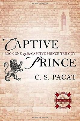 Captive Prince : Book One of the Captive Prince Trilogy by C.S. Pacat (23-Apr-2015) Paperback