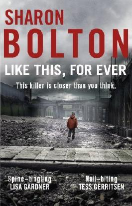 Like This, For Ever: Lacey Flint Series, Book 3 by Sharon Bolton (7-Nov-2013) Paperback
