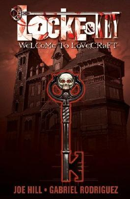 Locke And Key: Welcome to Lovecraft by Joe Hill (20-Aug-2009) Paperback