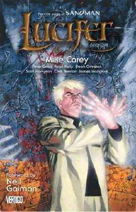 Lucifer Book One TP by Peter Gross (Artist), Mike Carey (13-Jun-2013) Paperback