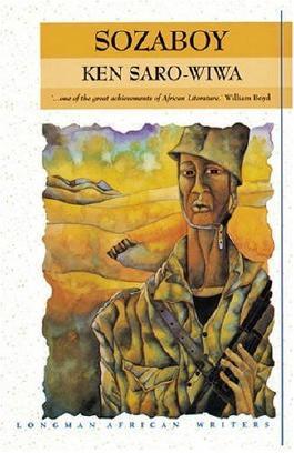 Sozaboy: A Novel in Rotten English (Longman African Writers/Classics) by Ken Saro-Wiwa (6-Jun-1994) Paperback