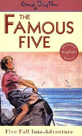 Famous Five: 9: Five Fall Into Adventure by Enid Blyton (Illustrated, 19 Mar 1997) Paperback
