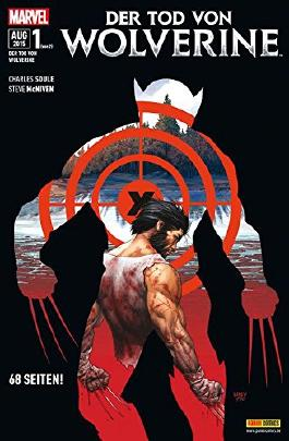 Der Tod von Wolverine #1 *Das Ende einer Legende* (2015, Panini)