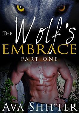 The Wolf's Embrace - Part 1: BBW Werewolf Shifter Romance